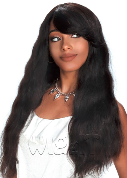 Only BRZ Multi S-Body Natural Unprocessed Virgin Brazilian Remy Weave One Pack Solution