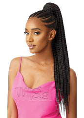 Large Box Braid 28