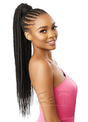 Medium Box Braid 26