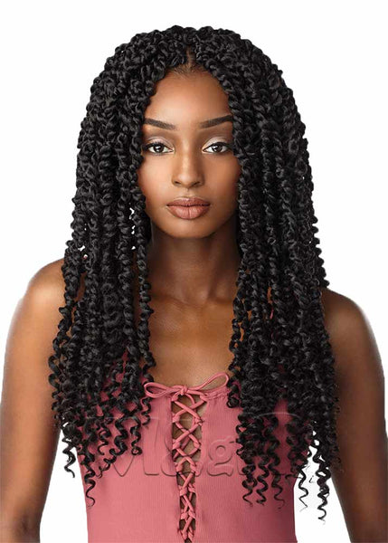 Lulutress Passion Twist 18″