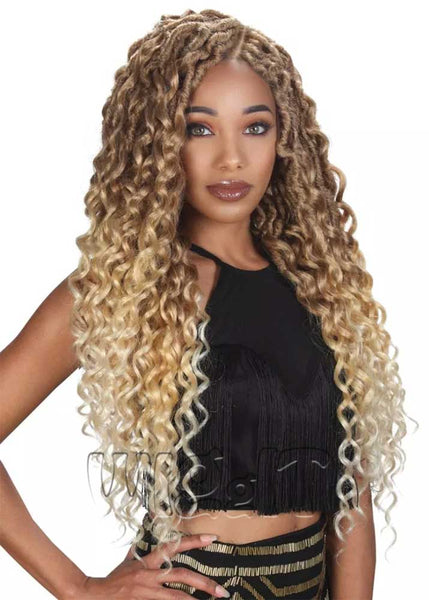 Queendom Boho Gogo Goddess Locs (5 packs bundle)