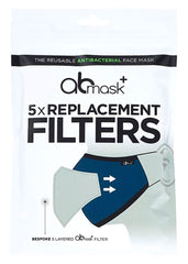 The Body Doctor Mask Replacement Filters - 5 Pack