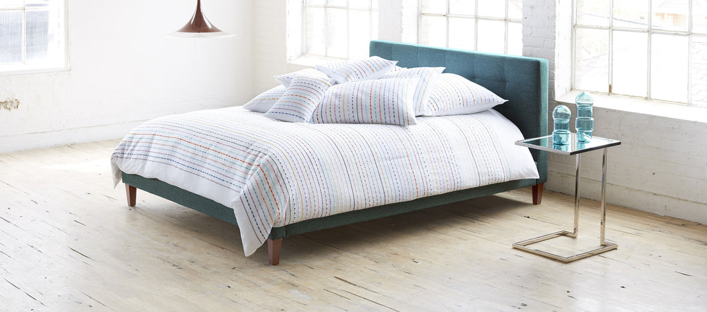 Multi Righe Bed Linen Collection