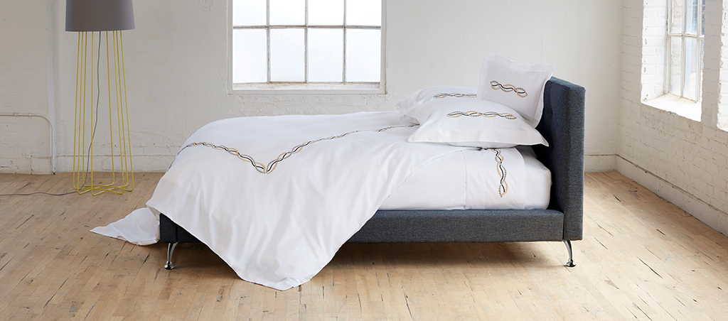 Perle Bed Linen Collection