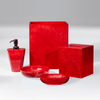 Bath Accessories - CJ Red