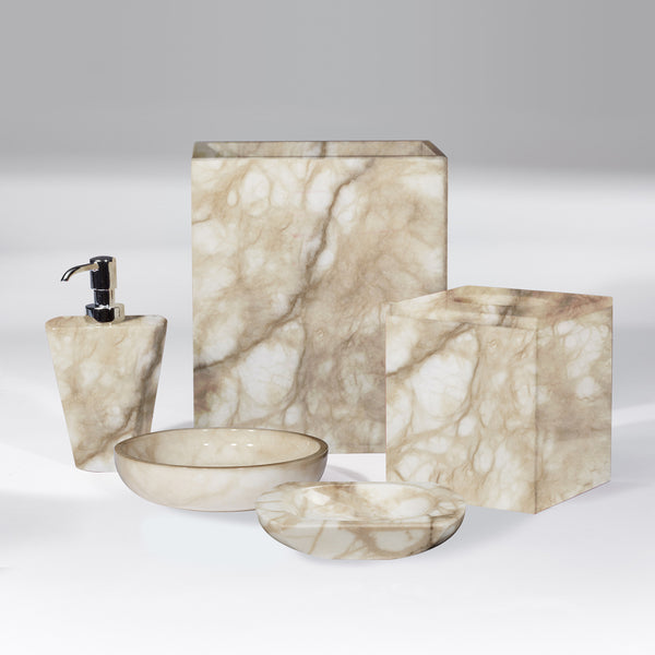 Bath Accessories - Cafe Au Lait