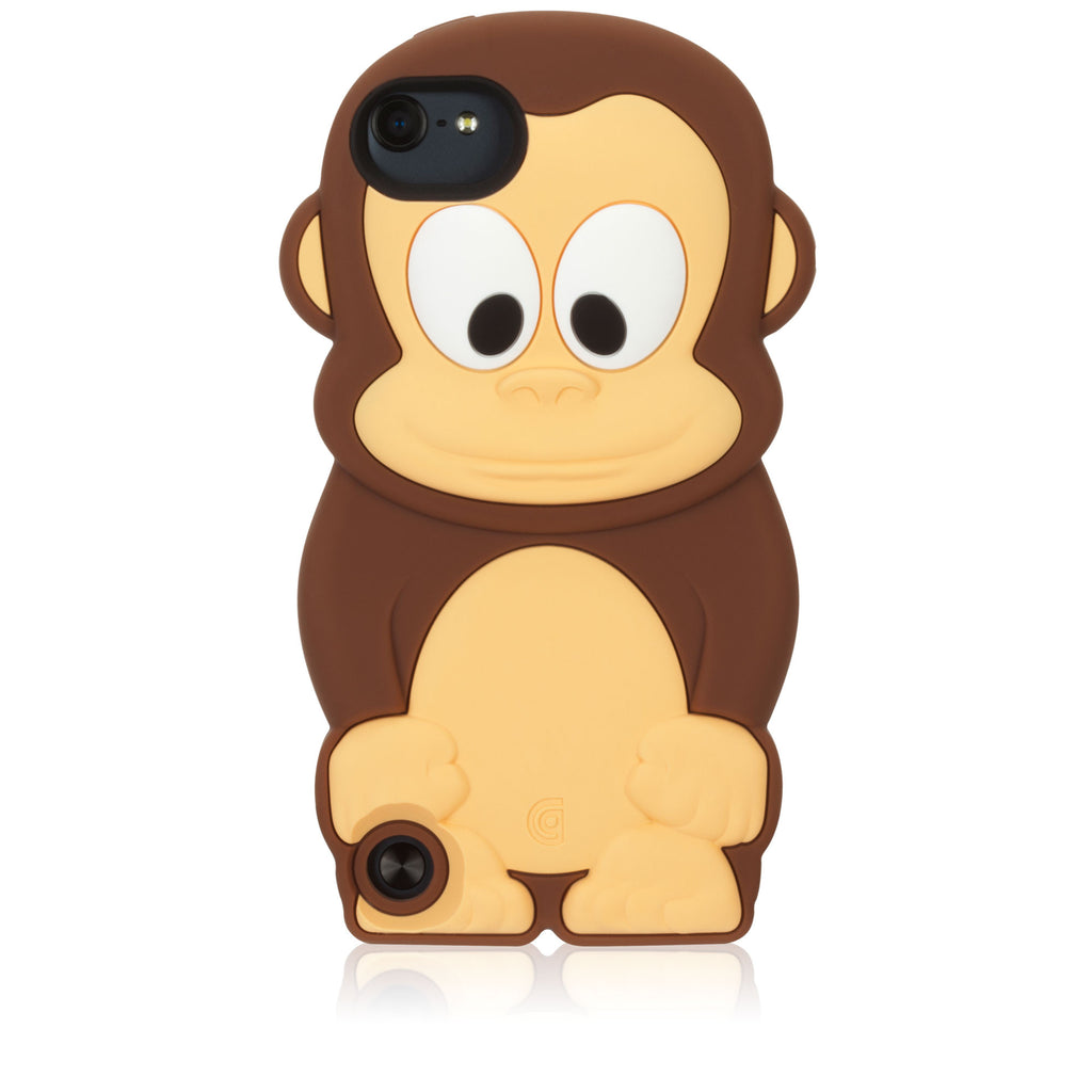 KaZoo Case iPod touch 5, Monkey, Brown