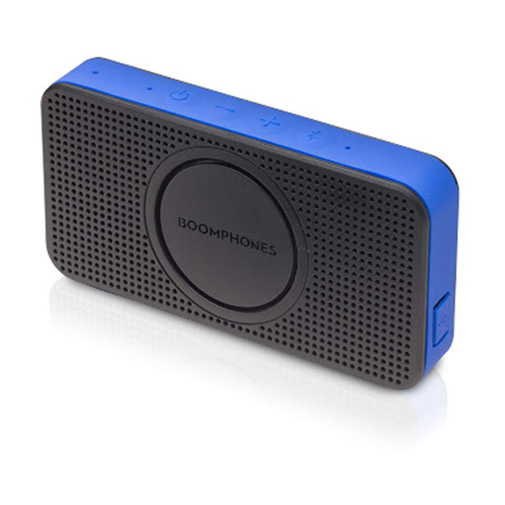 Pocket Speaker, Black/Blue