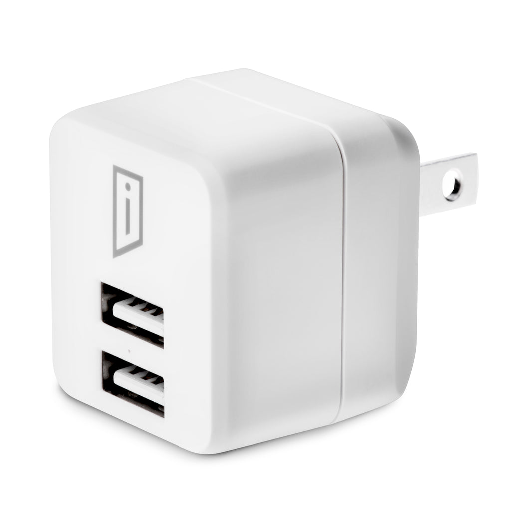 Power Cube Duo, Matte White