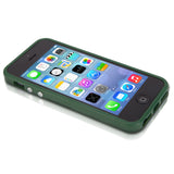 Bumper Guard for iPhone 5, Forest Green