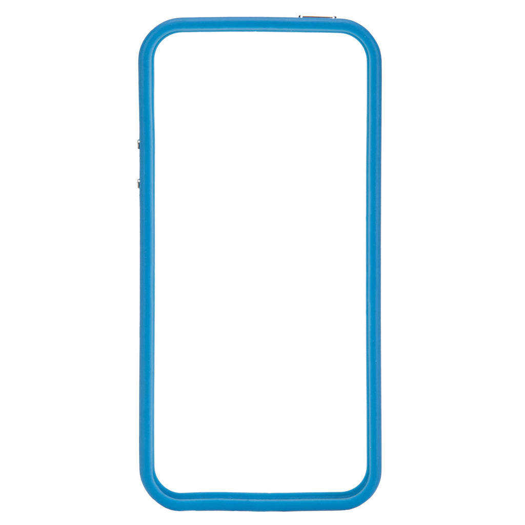 Bumper Guard for iPhone 5, Mosaic Blue