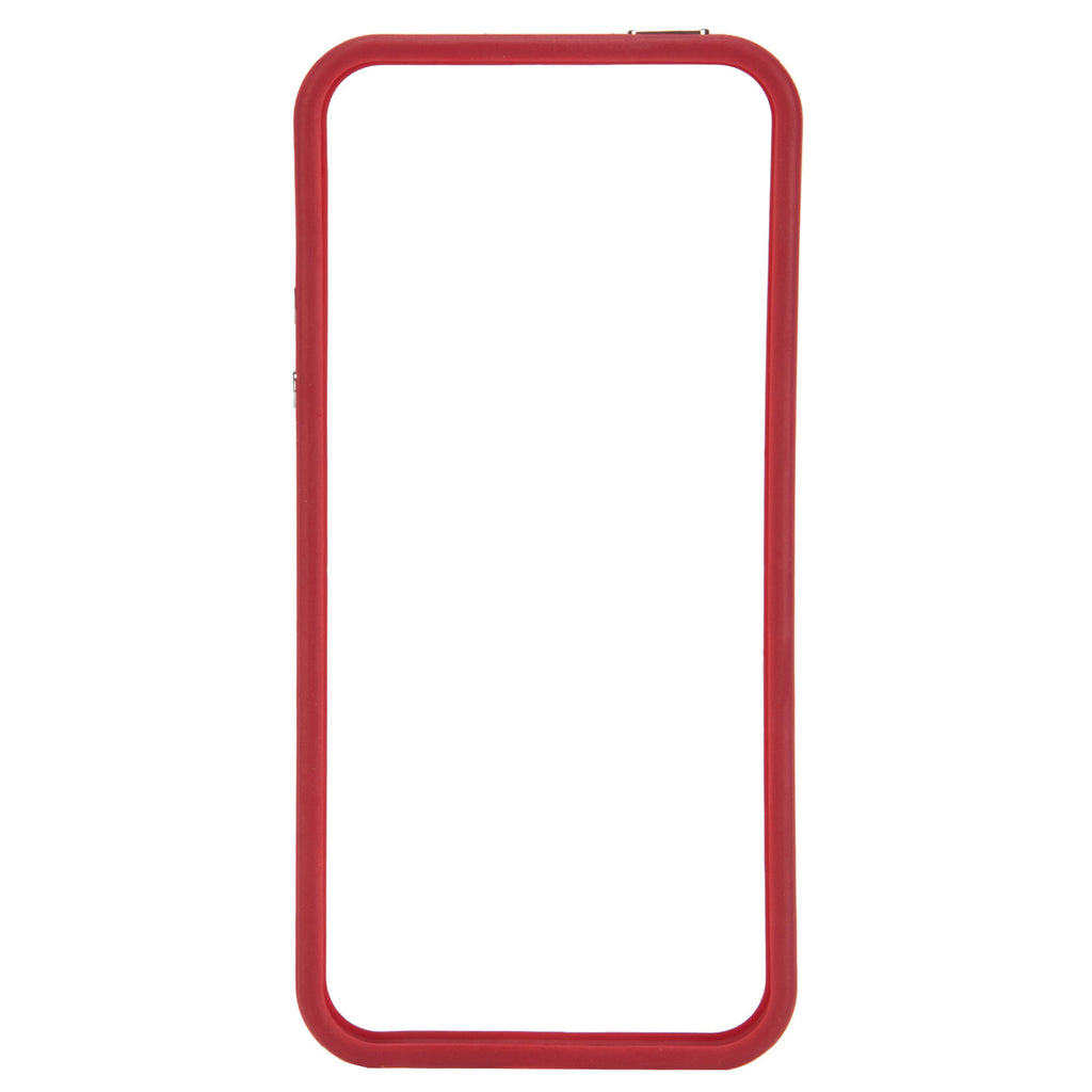 Bumper Guard for iPhone 5, Chili Red