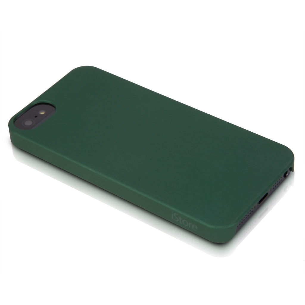 Slim Guard Case for iPhone 5, Forest Green