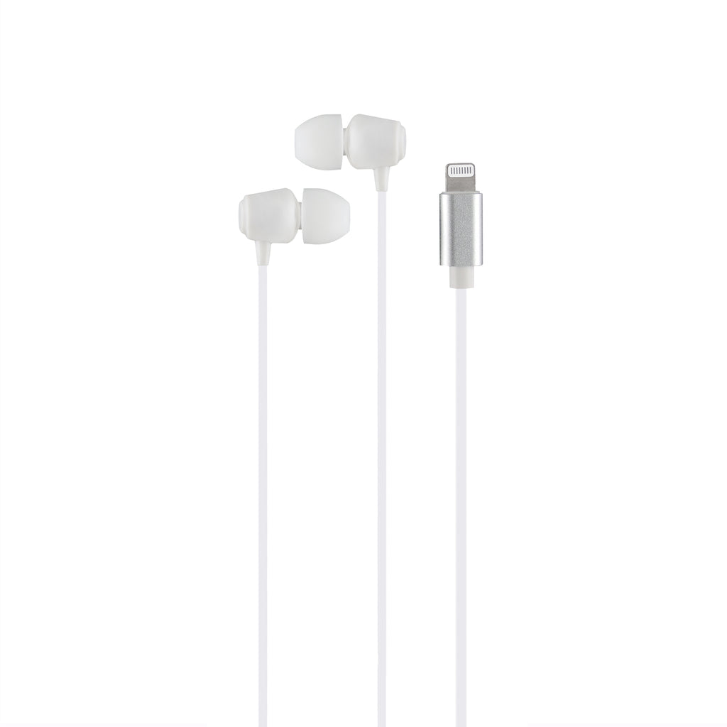 Comfort Fit Earbuds with Lightning Connector