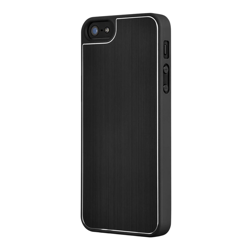 Aircraft Shell Case for iPhone 5, Black
