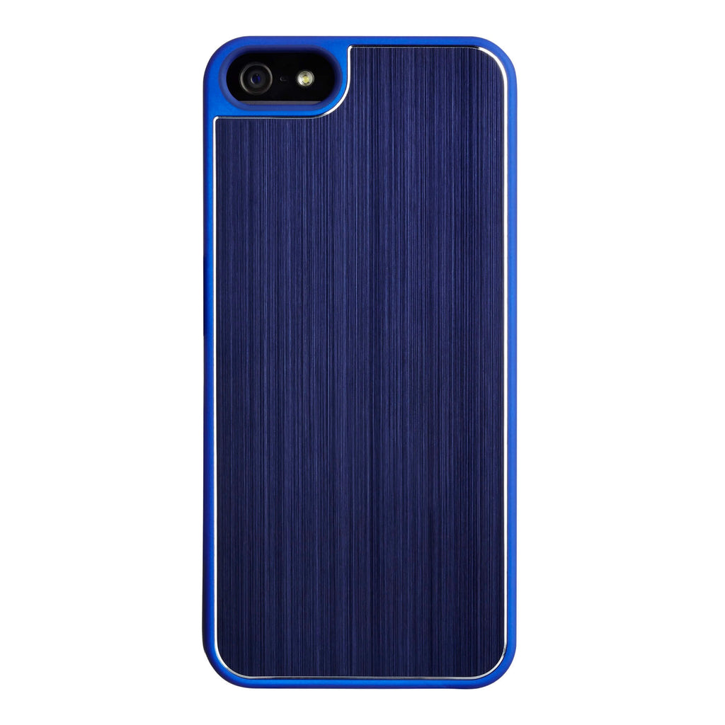 Aircraft Shell Case for iPhone 5, Blue
