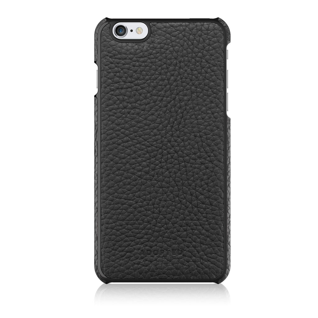 Leather Wrap iPhone 6+, Black/Black