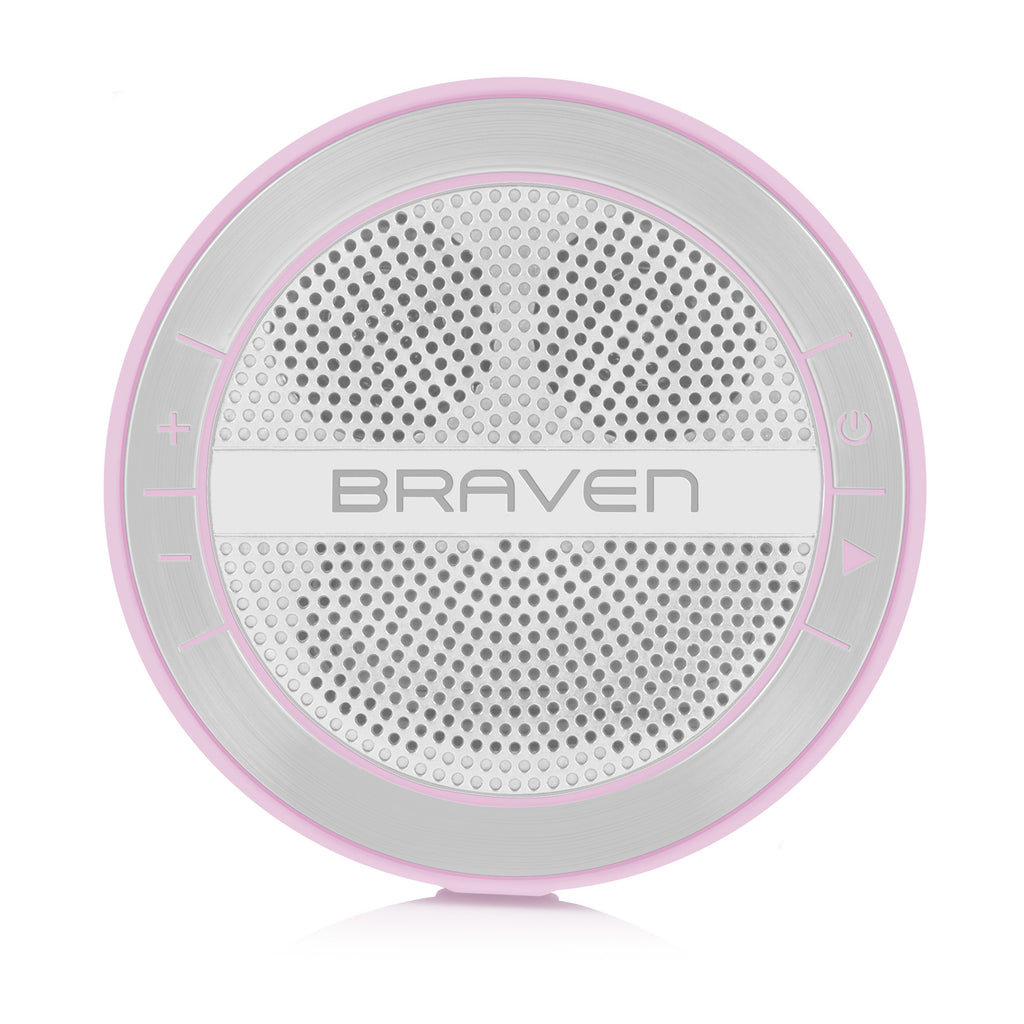 Mira IPX5 Wireless Speaker, Pink