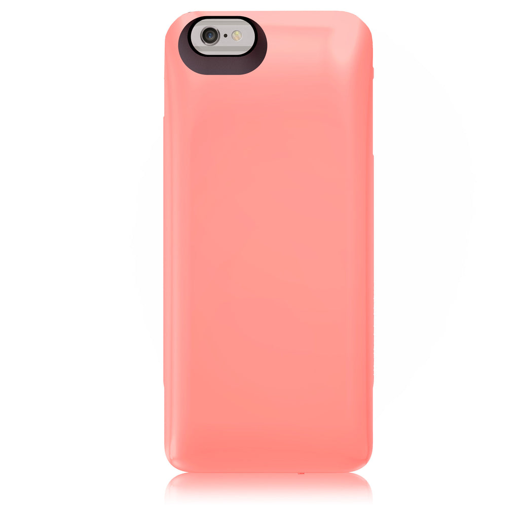 Hybrid Case iPhone 6 (2700mAh), Coral