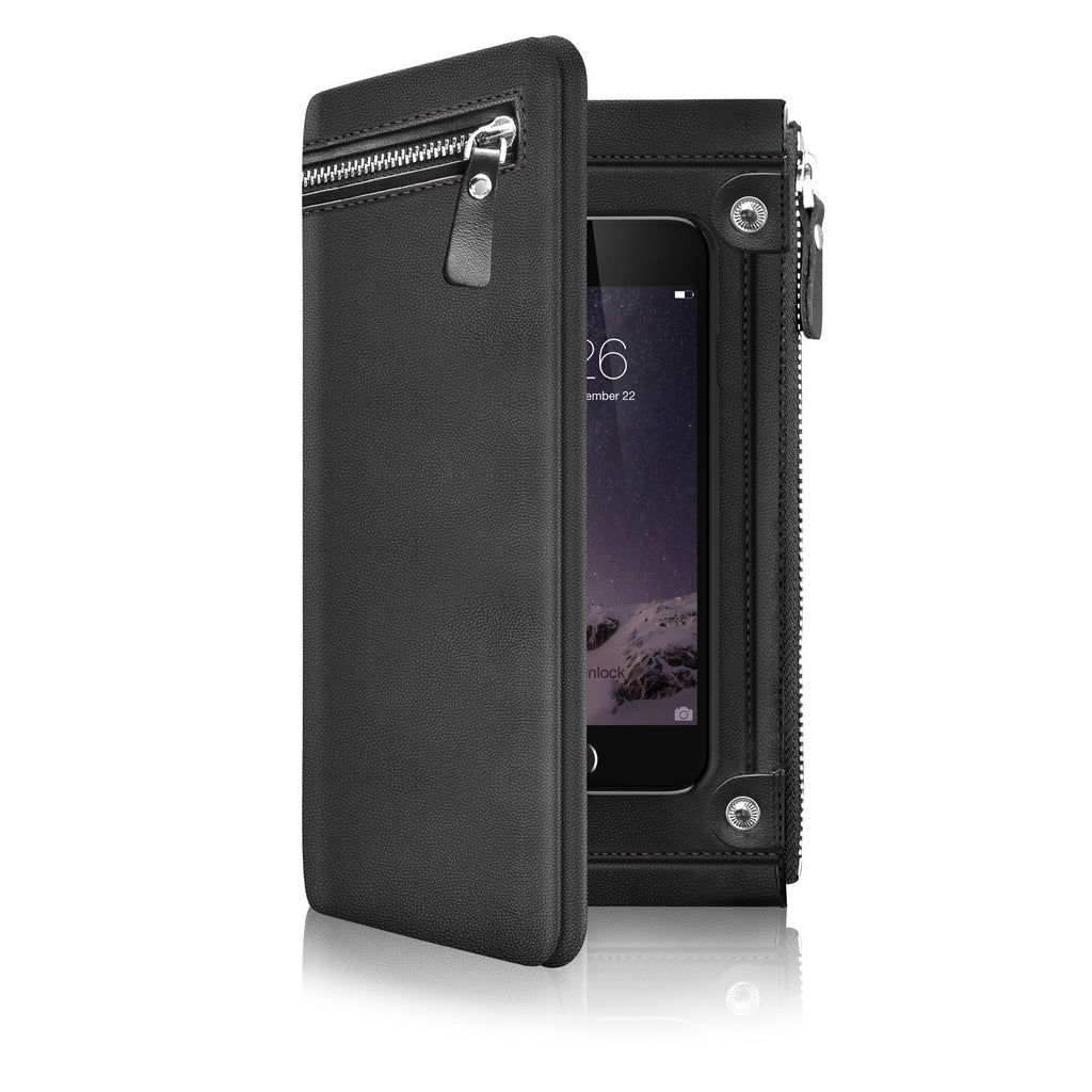 Utility Wallet for iPhone 6, Black