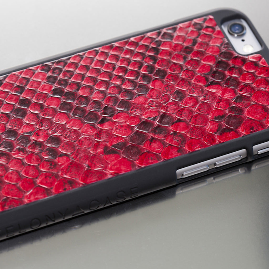 Red Python Case iPhone 6, Red