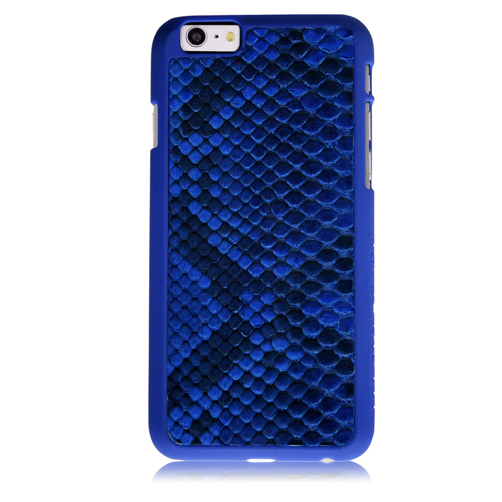 Tonal Python Case iPhone 6, Blue