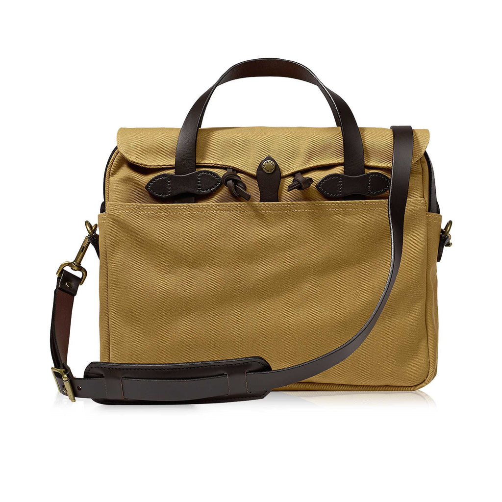 70256 Original Briefcase, Tan