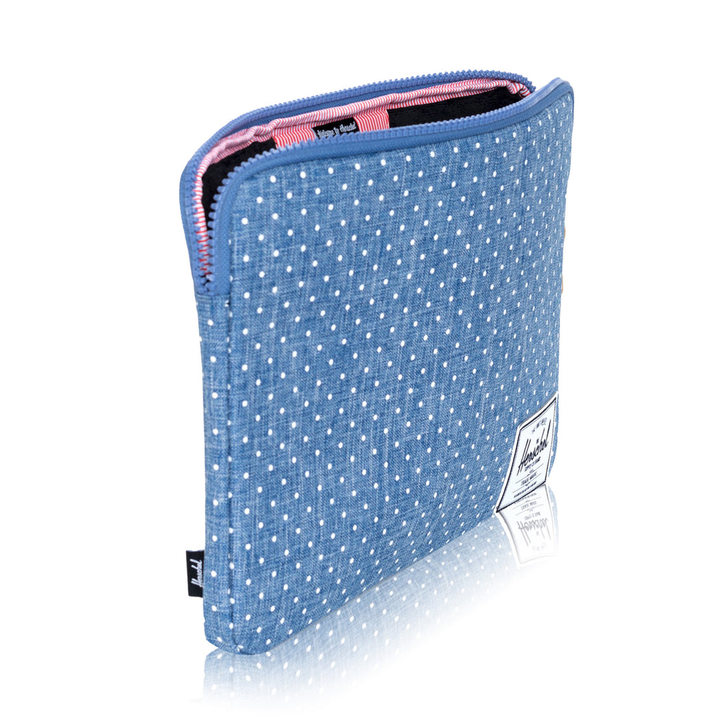 "Anchor Sleeve for 15"" Laptop, Limoge Dots"