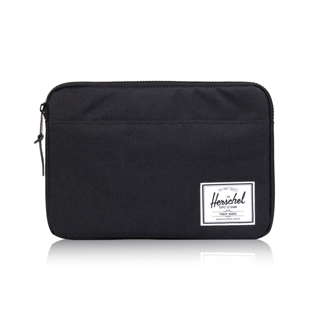 "Anchor Sleeve for 12"" Laptop, Black"