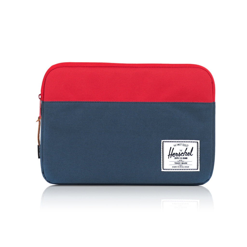 "Anchor Sleeve for 15"" Laptop, Blue/Red"
