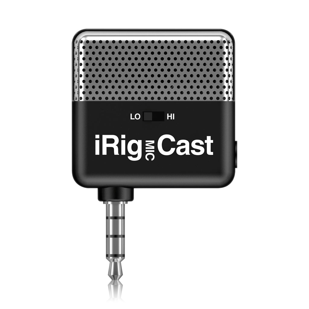 Mic Cast Portable Microphone