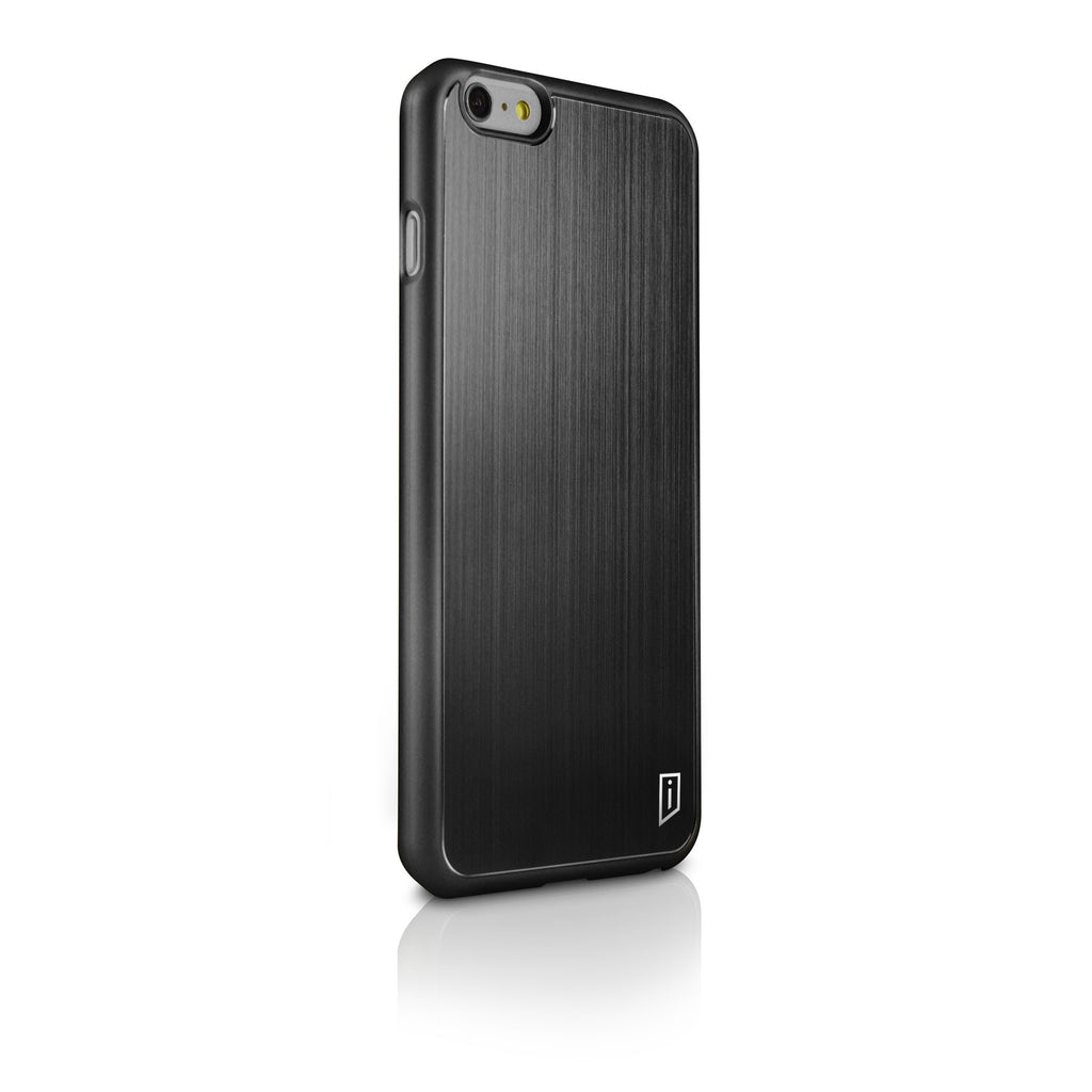 Aircraft Shell Case for iPhone 6+, Black