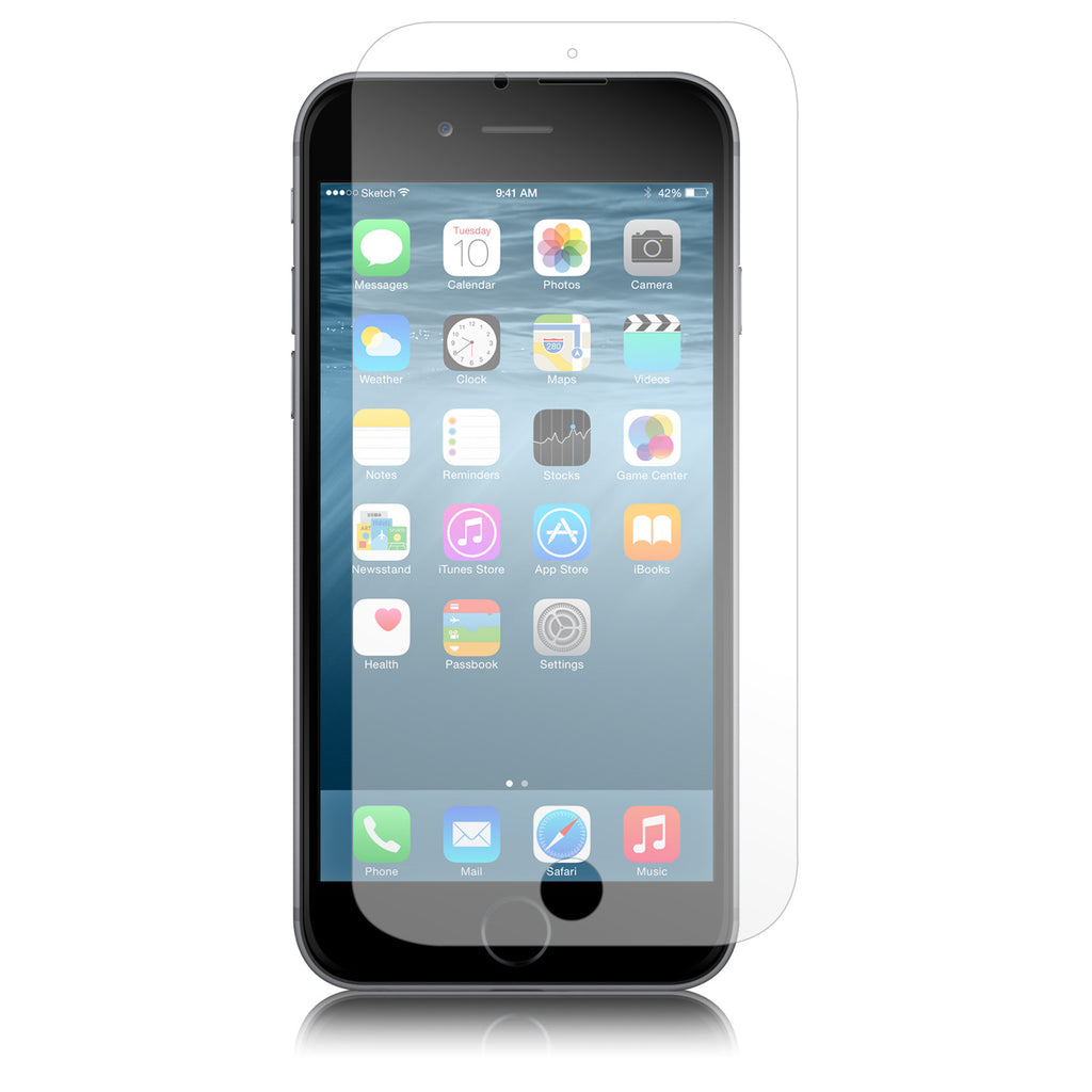 Glass Guard Premium for iPhone 5, Clear