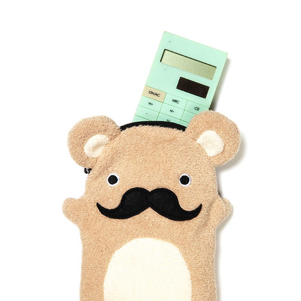 Plush Gadget Holder, Ricetache