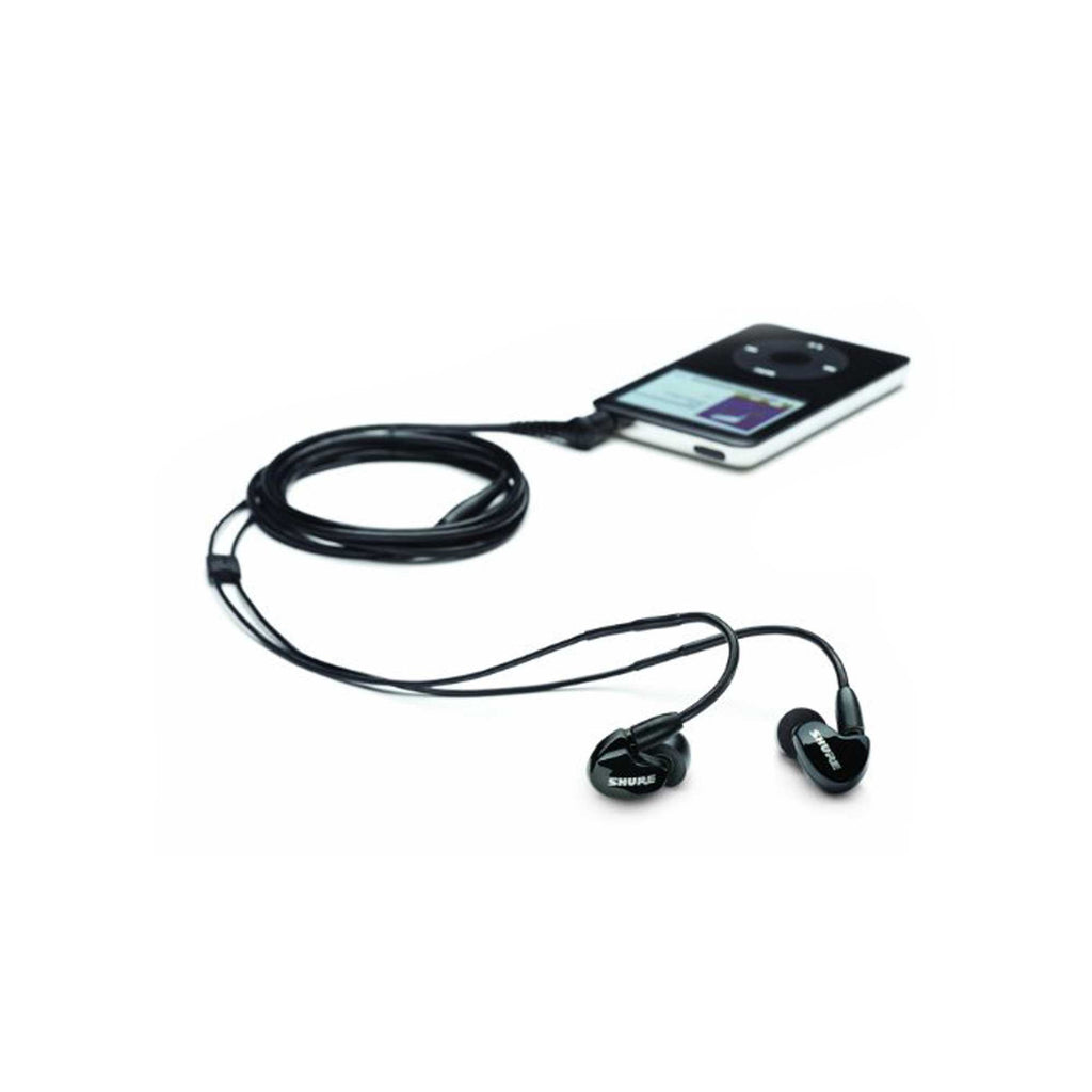 SE315-K Vented In-Ear Earphones, Black