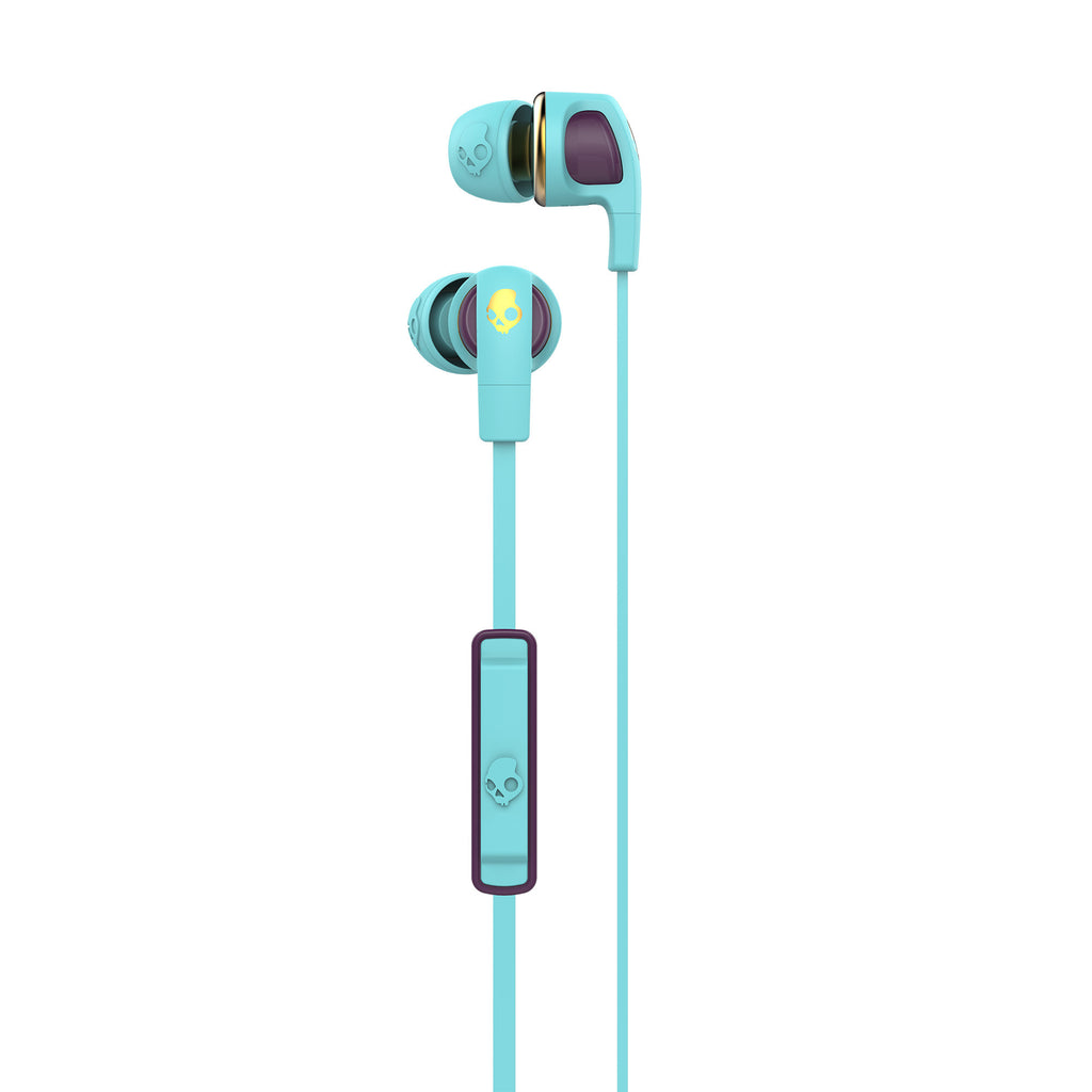 Dime In-Ear Earphones, Blue
