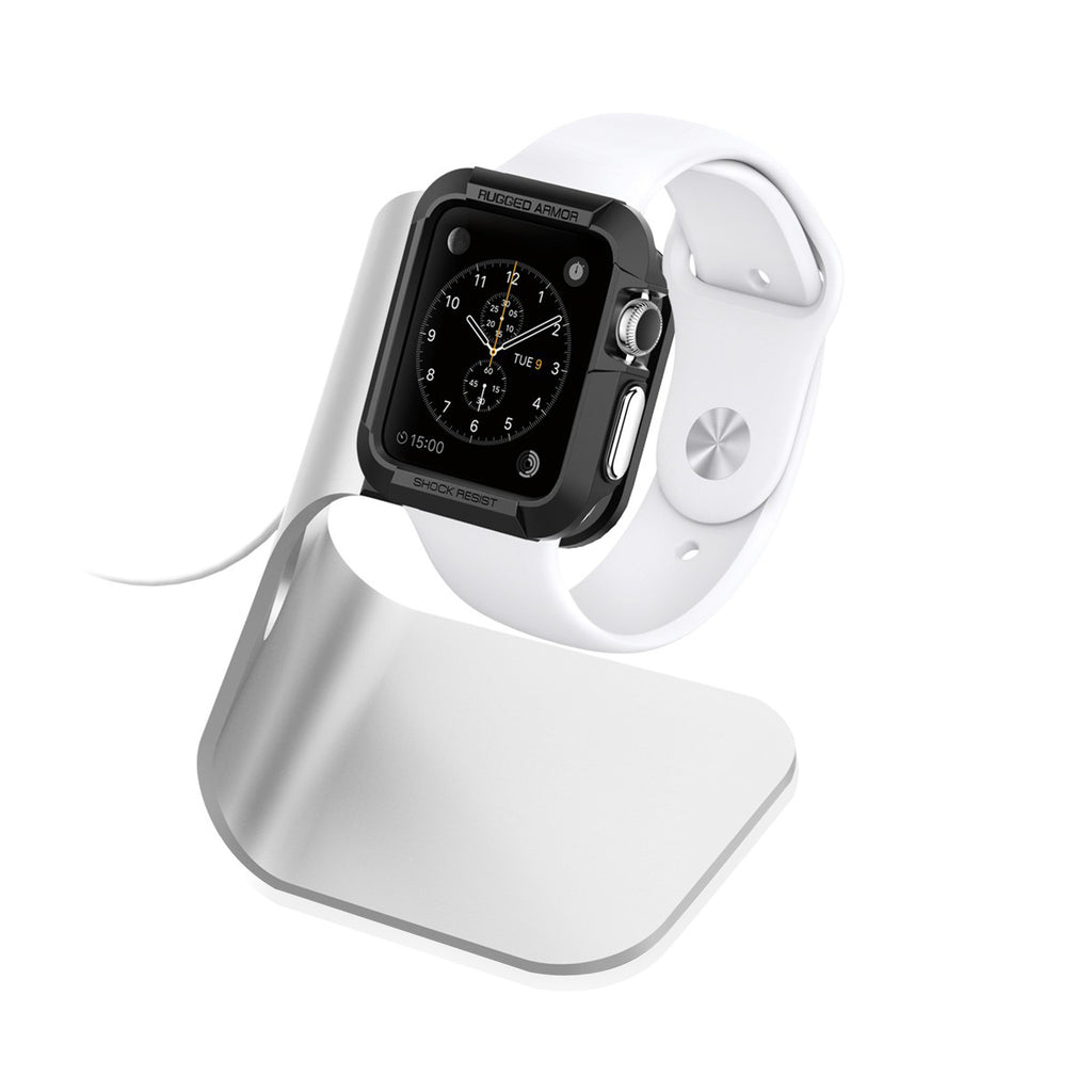 Apple Watch Stand, Silver