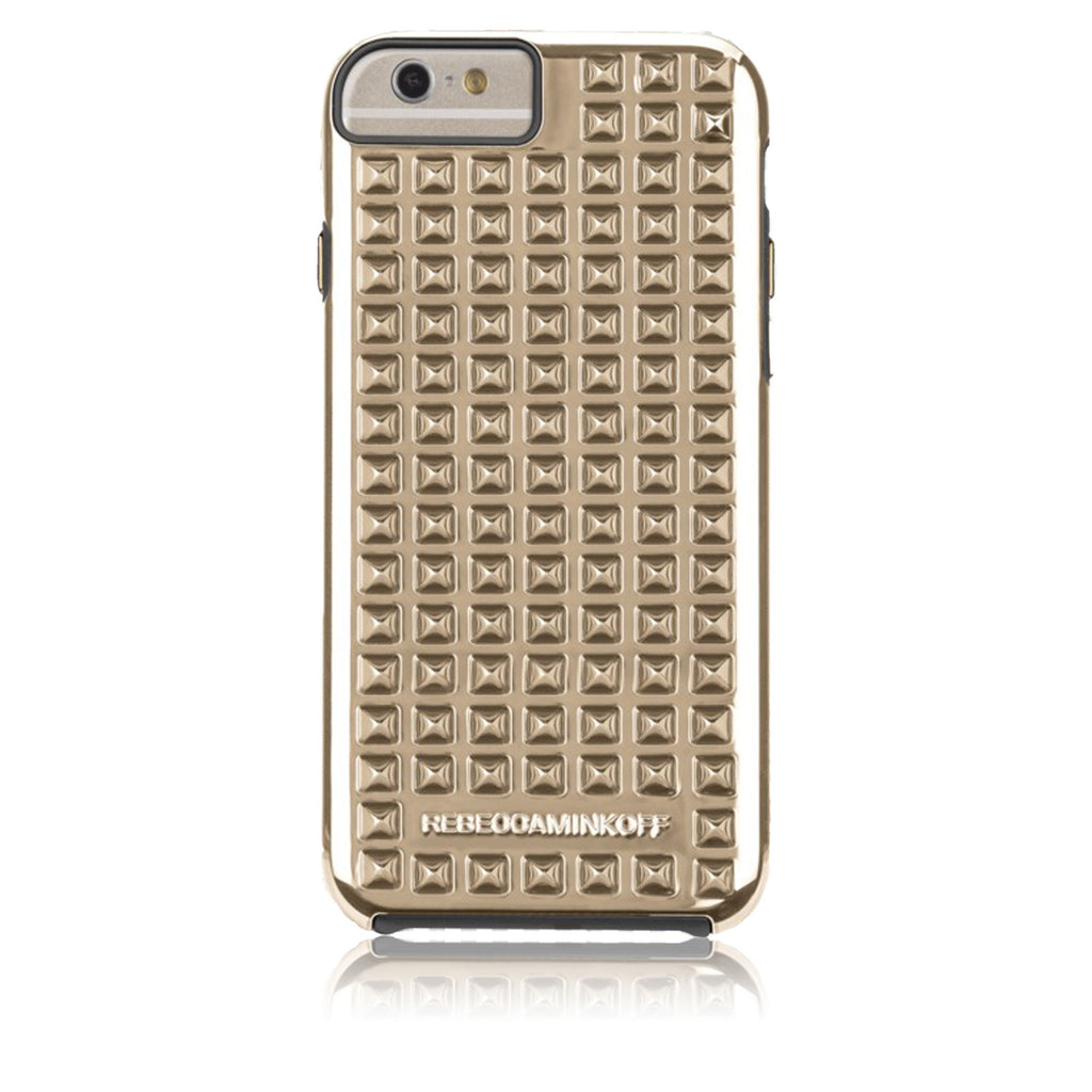 Hard Case iPhone 6, Studded Gold