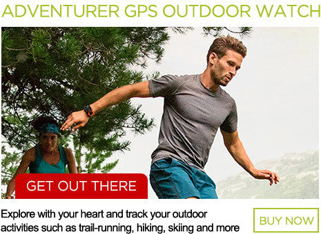 ADVENTURER GPS OUTDOOR WATCH