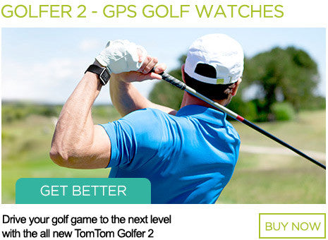 GOLFER 2 - GPS GOLF WATCHES
