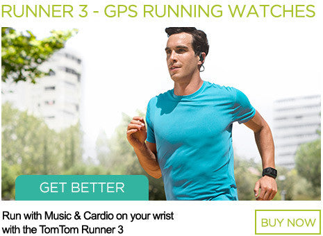 RUNNER 3 - GPS RUNNING WATCHES