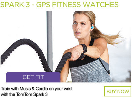 SPARK 3 - GPS FITNESS WATCHES