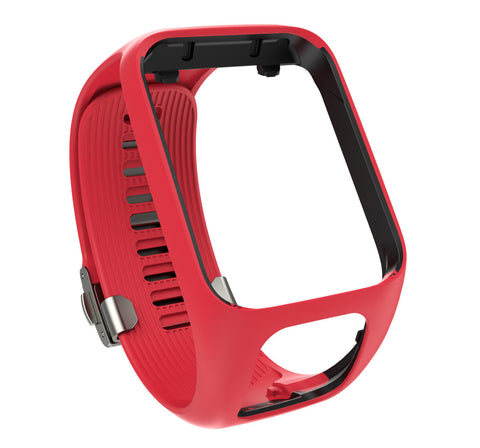 TomTom Golfer 2 Strap, Red, Large