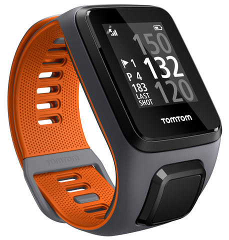 TomTom Golfer 2 SE Grey/Orange, Large