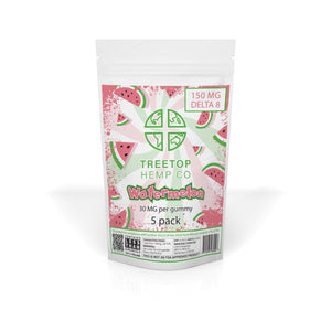 Tree Top Hemp Delta 8 Edibles