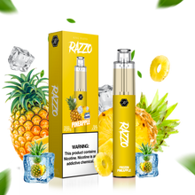 Load image into Gallery viewer, Razzo Disposable Vapes 1500 Puff 6%