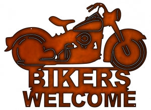 Motorcycle Signs