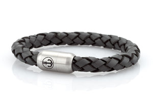 bracelet-man-Bootsmann-8-Neptn-leather-anker-stahl-grey