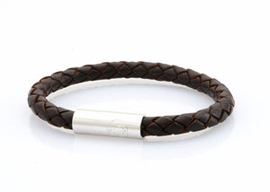 bracelet-man-leather-Steuermann-Neptn-anker-Rhodium-7-dunkel-brown-leather.jpg