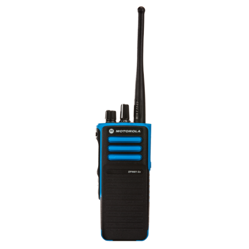 Motorola DP4401EX ATEX MOTOTRBO Digital Licensed Radio